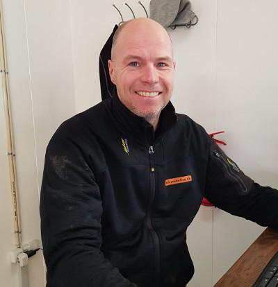 Torben Junker, Bilsynshallen Odder