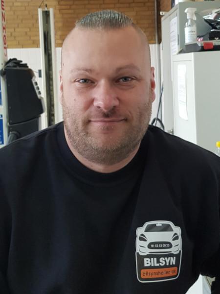 Christoffer Pedersen, Bilsynshallen.dk Horsens